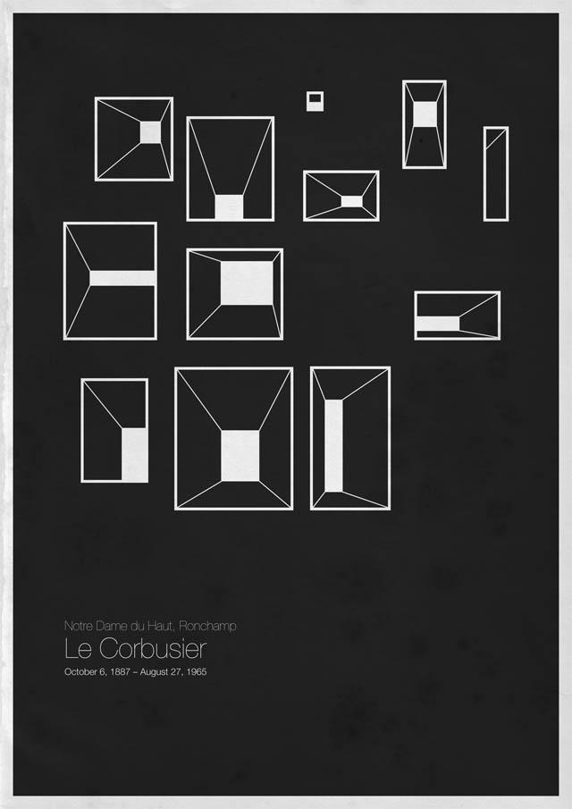 Le Corbusier | Notre Dame du Haut, Ronchamp