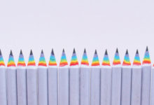 Photo of Rainbow Pencils