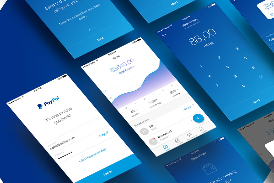paypal-redesign-app