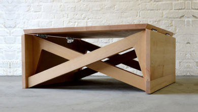 Photo of MK1 Metal Coffee Table