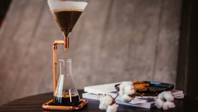 Photo of G-Drip Coffee Maker