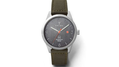 Photo of Humanium Metal Watch from Triwa