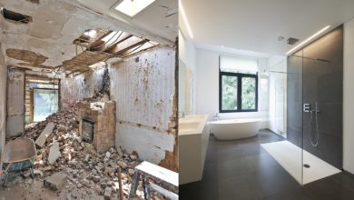 Photo of A Homeowner's Guide To Bathroom Renovation On A Budget